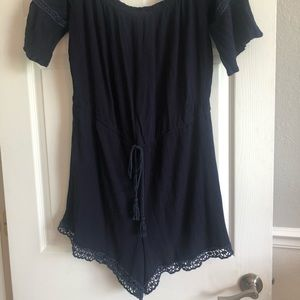 New York & Company Other - Off the Shoulder Romper